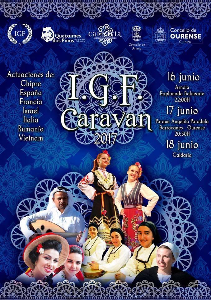Festival I.G.F. Caravan 2017